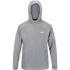 Regatta Montes Hoody Men, light steel/black